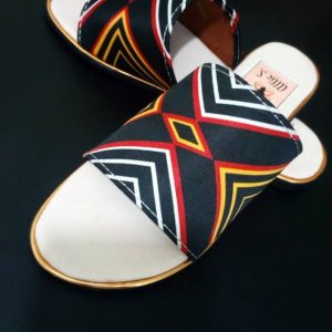 Pied nu ethnic allie