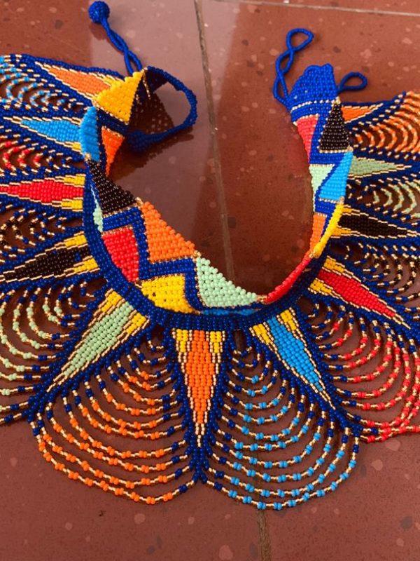 collier en perle sud-africaine