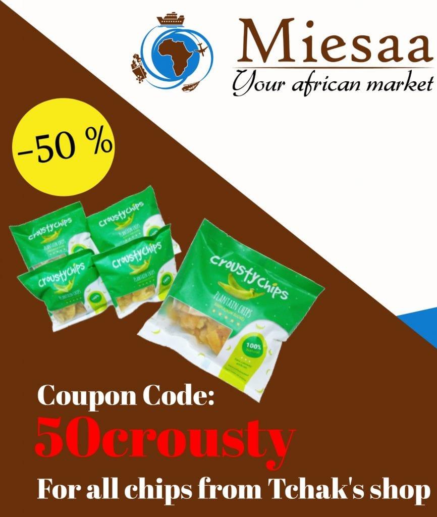 Crousty Chips sur Miesaa.com